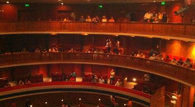 Photo of Theater Teatro Municipal Ignacio A. Pane at Presidente Franco, Asuncion, Paraguay