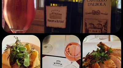 Photo of Italian Restaurant Palladio Restaurant at Barboursville Vineyards, Barboursville, VA 22923, United States