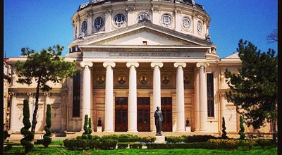 Photo of Concert Hall Ateneul Român at Str. Benjamin Franklin Nr. 1-3, București 010287, Romania