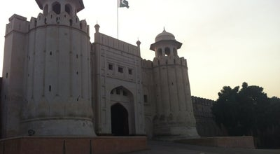 Photo of Historic Site Lahore Fort at Fort Rd, Lahore, Pakistan