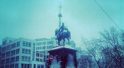 Photo of Monument / Landmark Пам'ятник засновникам Харкова at Просп. Правди, Харків, Ukraine