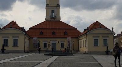 Photo of Art Museum Muzeum Podlaskie at Rynek Kościuszki 10, Białystok, Poland
