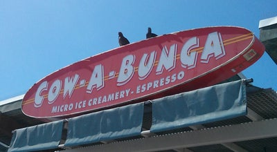 Photo of Ice Cream Shop Cow-A-Bunga at 10 Evergreen Ave, Imperial Beach, CA 91932, United States