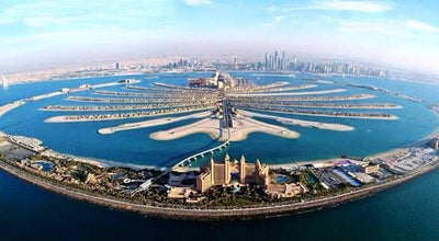 Photo of Island Palm Jumeirah نخلة جميرا at Palm Jumeirah, United Arab Emirates