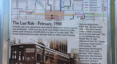 Photo of General Travel Phoenix Trolley Museum at 25 W Culver St, Phoenix, AZ 85003, United States