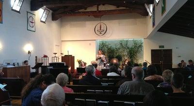 Photo of Church Unitarian Universalist Community Church at 1260 18th St, Santa Monica, CA 90404, United States