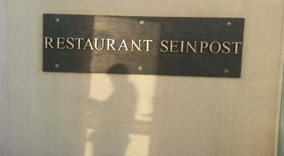 Photo of Restaurant Restaurant Seinpost at Zeekant 60, Den Haag 2586 AD, Netherlands