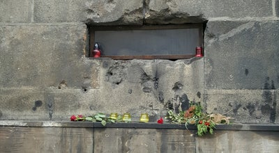 Photo of Monument / Landmark National Memorial to the Victims of the Heydrich Terror at 9 Resslova, Prague 12000, Czech Republic