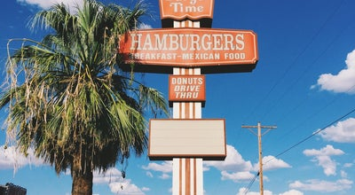 Photo of Burger Joint Burger Time at 680 New Mexico 28, Dona Ana, NM 88005, United States