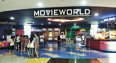 Photo of Movie Theater Robinsons Movieworld at Philippines