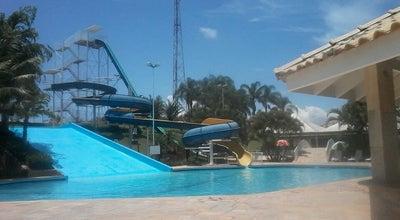 Photo of Water Park Parque Aquático at Hotel Villa Sto. Agostinho, Bragança Paulista 12914-140, Brazil