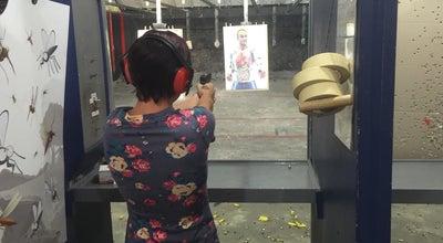 Photo of Gun Range St. Bernard Indoor Shooting Center at 212 Aycock St, Arabi, LA 70032, United States