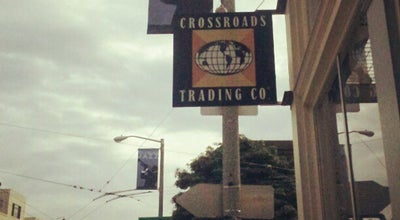 Photo of Thrift / Vintage Store Crossroads Trading Company at 1901 Fillmore St, San Francisco, CA 94115, United States