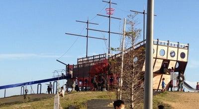 Photo of Playground 堀出前中央公園 (とびっこ公園) at 西区雄踏1-30, 浜松市 431-0103, Japan