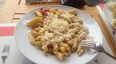 Photo of Italian Restaurant Cafe Meritalia at Pozcu, Mersin, Turkey