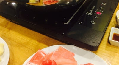 Photo of Japanese Restaurant Hanabi Shabu at สมุทรปราการ, Changwat Samut Prakan, Thailand