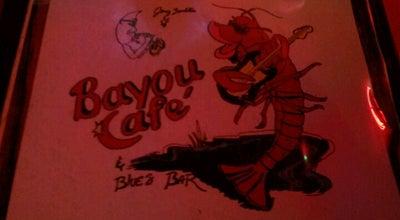 Photo of Dive Bar Bayou Cafe at 14 N Abercorn St, Savannah, GA 31401, United States