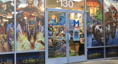 Photo of Bookstore Maximum Comics 2.0 at 520 Marks St, Henderson, NV 89014, United States