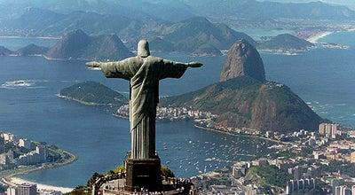 Photo of Mountain Corcovado at Corcovado, Rio de Janeiro, Brazil