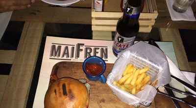 Photo of Burger Joint Mai Fren at 3 Poniente 101, San Andres Cholula, PUE, Mexico