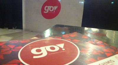 Photo of Sushi Restaurant Go! Temakeria Express at Av. Agamenon Magalhães, Caruaru, Brazil