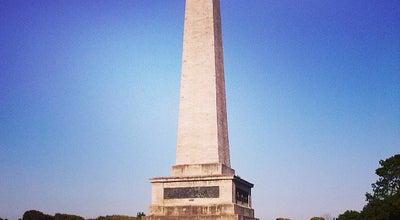 Photo of Monument / Landmark The Wellington Testimonial (The Obelisk) at Phoenix Park, Dublin 8, Ireland