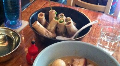 Photo of Japanese Restaurant Momi Ramen at 5 Sw 11th St, Miami, FL 33130, United States