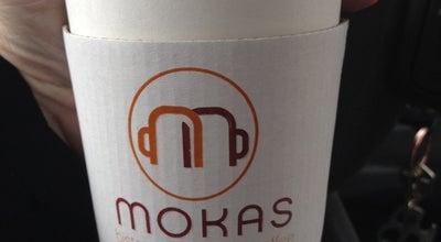 Photo of Coffee Shop Mokas Coffee at 1230 E 27th St, Hays, KS 67601, United States