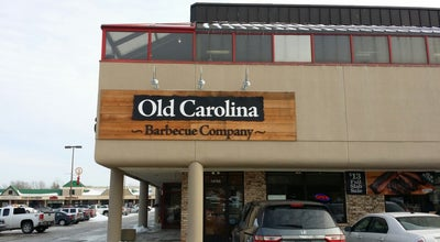 Photo of Restaurant Old Carolina Barbecue Company at 14795 Pearl Rd. Strongsville, Stongsville, OH 44136, United States