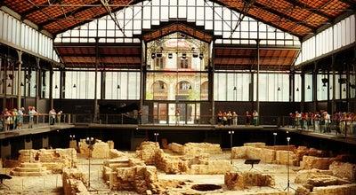 Photo of Cultural Center El Born Centre Cultural at Pl. Comercial, 12, Barcelona 08003, Spain