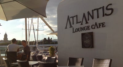Photo of Cafe Atlantis Lounge Cafe at Muelle Uno, Malaga, Spain