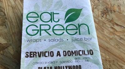 Photo of Vegetarian / Vegan Restaurant Eat Green at Plaza Amandala, Cancún, Mexico