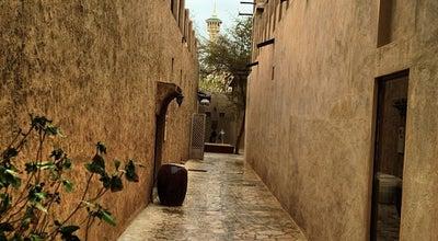 Photo of Historic Site Al Fahidi Historical Neighbourhood - حي الفهيدي التاريخي at Al Fahidi Historical Neighbourhood, Dubai, United Arab Emirates