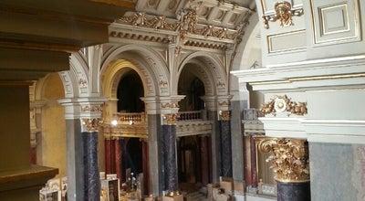 Photo of Art Museum Néprajzi Múzeum at Kossuth Lajos Tér 12., Budapest 1055, Hungary