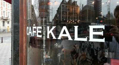 Photo of Bar Café Kale at Weteringschans 267, Amsterdam 1017 XJ, Netherlands