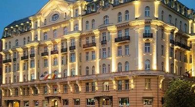 Photo of Hotel Polonia Palace Hotel at Aleje Jerozolimskie 45, Warszawa, Poland