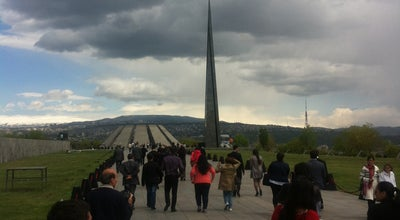Photo of Botanical Garden Armenian Genocide Museum at Tsitsernakaberd Memorial Complex, Yerevan 0028, Armenia