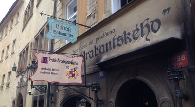 Photo of Brewery King Of Brabants at Prague 5, Czech Republic