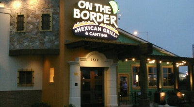 Photo of Mexican Restaurant On The Border Mexican Grill & Cantina at 1512 S Randall Rd, Algonquin, IL 60102, United States