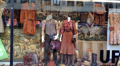 Photo of Thrift / Vintage Store UFF at Iso Roobertinkatu 4-6, Helsinki 00120, Finland