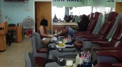 Photo of Spa sun nails at 2514 Tobacco Rd, Hephzibah, GA 30815, United States