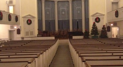 Photo of Church Voorhees Chapel at 5 Chapel Dr, New Brunswick, NJ 08901, United States