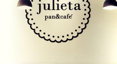 Photo of Diner Julieta Pan&café at C. Francesc Tomàs, 1, Castellón de la Plana, Valencia 12004, Spain