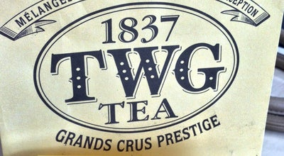 Photo of Tea Room TWG Tea Salon & Boutique at Central Square, Bonifacio High Street Central, Taguig City, Philippines