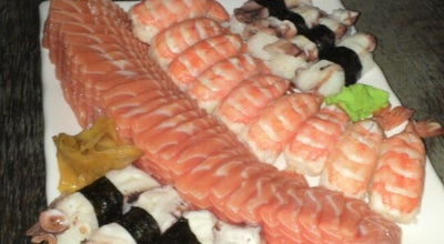 Photo of Sushi Restaurant Banzai at Av. Henrique Moscoso, 551, Vila Velha 29100-021, Brazil