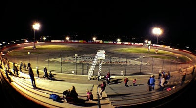 Photo of Racetrack Rocky Mountain Raceways at 6555 W 2100 S, West Valley City, UT 84128, United States