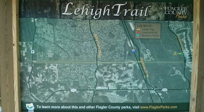 Photo of Trail Lehigh Trail at Belle Terre Pkwy, palm coast, FL 32164, United States