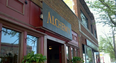 Photo of American Restaurant The Alchemy Cafe at 1980 Atwood Ave, Madison, WI 53704, United States