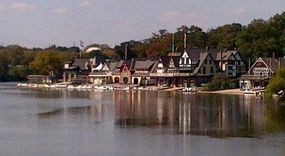 Photo of Harbor / Marina Boathouse Row at Kelly Dr, Philadelphia, PA 19130, United States