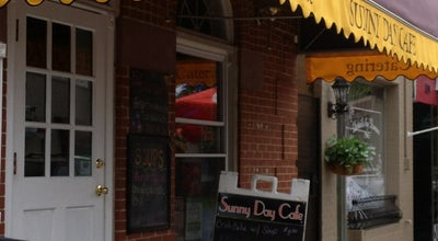 Photo of Cafe Sunny Day Cafe at 101 S Main St, Bel Air, MD 21014, United States